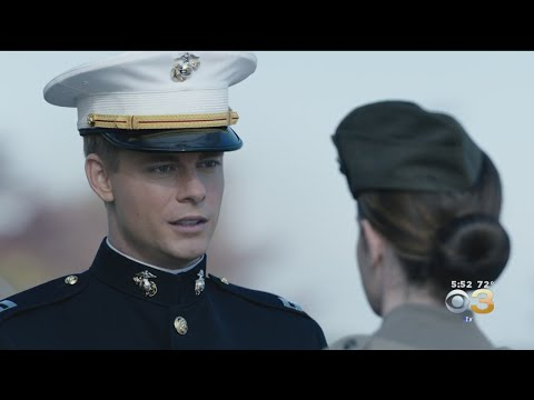 Behind The Scenes Of CBS' New Show 'The Code'