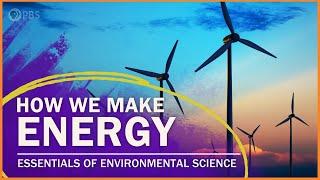 How We Make Energy    Essentials of Environmental Science