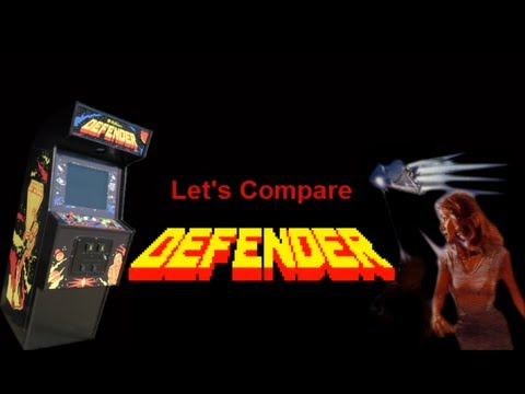 Let's Compare ( Defender ) REMAKE