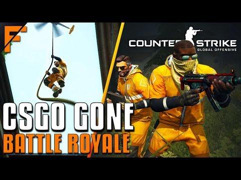 NEW CSGO Danger Zone Gameplay | CSGO