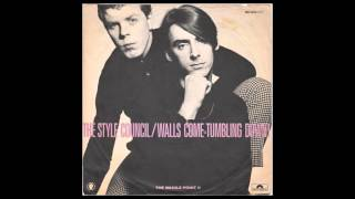 """The Style Council - Walls Come Tumbling Down!  full 7"""" Single"""