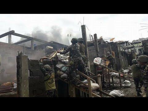 Military operations on urban terrain (Marawi)