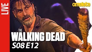The Walking Dead Comentado - S08E012 | OmeleTV AO VIVO