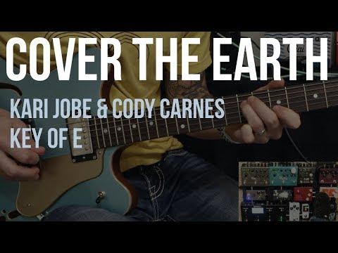 Cover The Earth | Lead Guitar | Key Of E