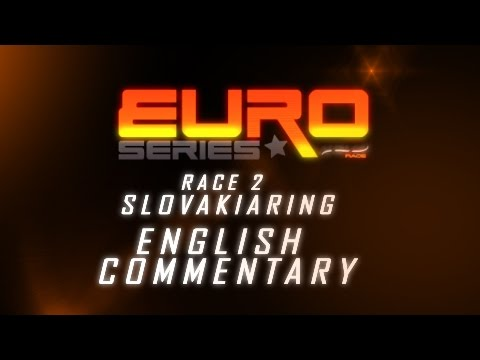 EURO SERIES 2015 - ROUND 2 SLOVAKIARING - RACE 2 (English)