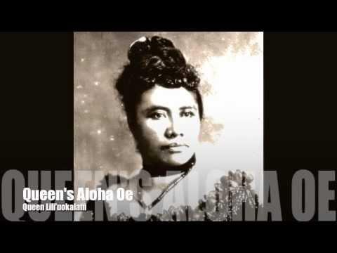 Queen Lili'uokalani - Aloha'Oe