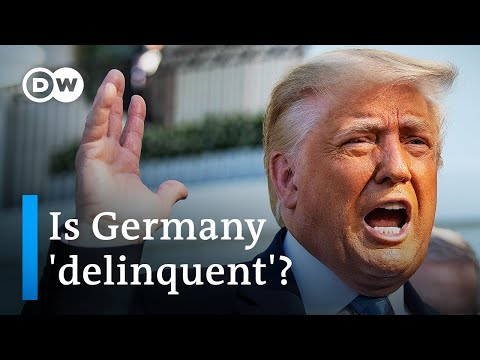 What does Trump's withdrawal of US troops mean for Germany and NATO?   DW News