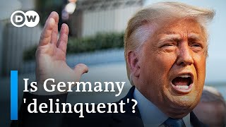 What does Trump's withdrawal of US troops mean for Germany and NATO? | DW News