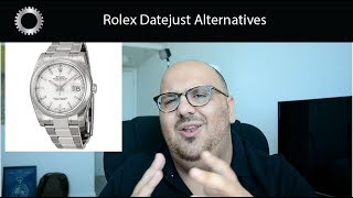 Rolex Datejust Alternatives - What To Pick If A Datejust Isn't An Option