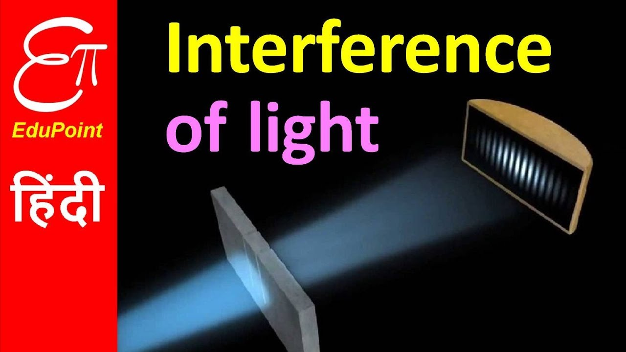 interference of light youngs double slit experiment