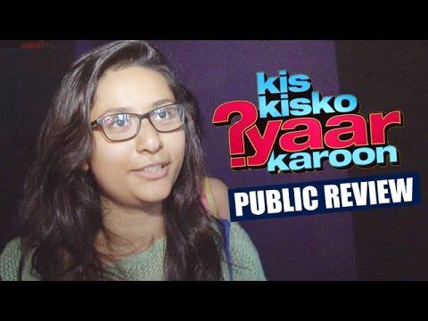 Kis Kisko Pyaar Karoon Full Movie - PUBLIC REVIEW