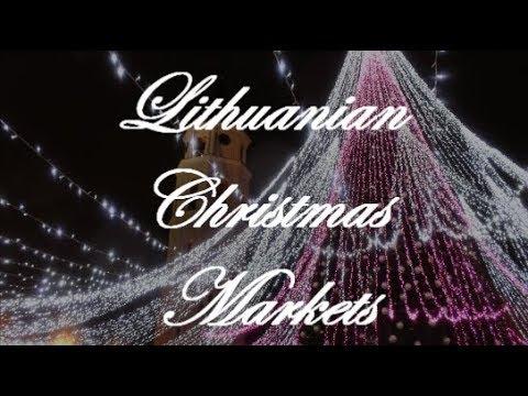 Vilnius & Kaunas- Lithuanian Christmas Markets 2017