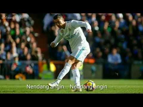 jarang goyang versi Ronaldo(MINANG KOCAK)