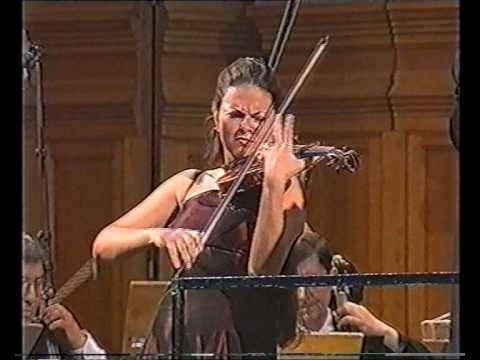 Brahms: Violin Concerto (1st Mvt / Part 1) / Tatiana Samouil
