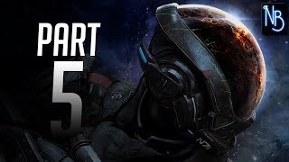 Mass Effect: Andromeda Walkthrough Part 5 No Commentary