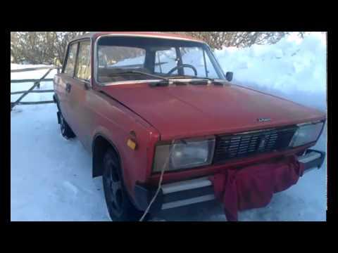 ВАЗ 2105 Замена крышки радиатора и одна из причин холодной печки