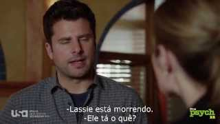"Psych Season 8 | 8x02 - ""S.E.I.Z.E. the Day"" - Promo PT-BR"