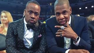 """Jay Z """"Brings Yo Gotti To Grammy Awards"""""""