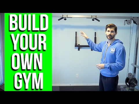 Home Gym Equipment Guide  |  Building Your Own Gym  |  Crossover Cables/Pull Ups