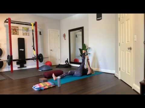 restorative yoga e12 restorative for athletes 45min fit