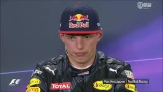 Max Verstappen wins Spanish GP Compilation