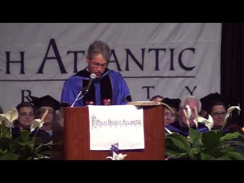 Author Eric Metaxas Delivers Spring 2013 Commencement Address at PBA