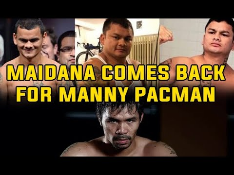 Manny Pacquiao Vs Marcos Maidana - Why it can't be?