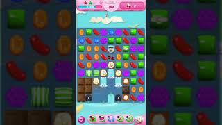 Candy Crush Saga. Level 1283