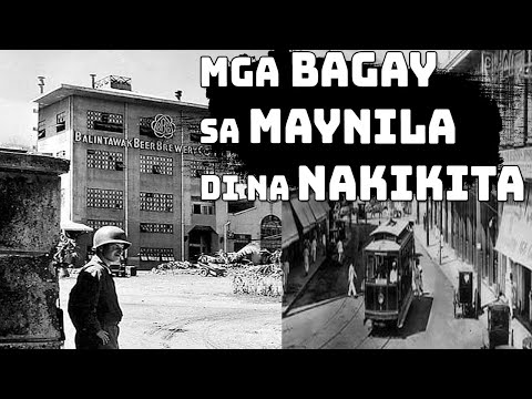5  Most Nostalgic Things and Places We No longer See in Manila. | Philnews