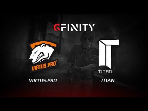 Virtus pro vs Titan, G3 Final map 1 mirage