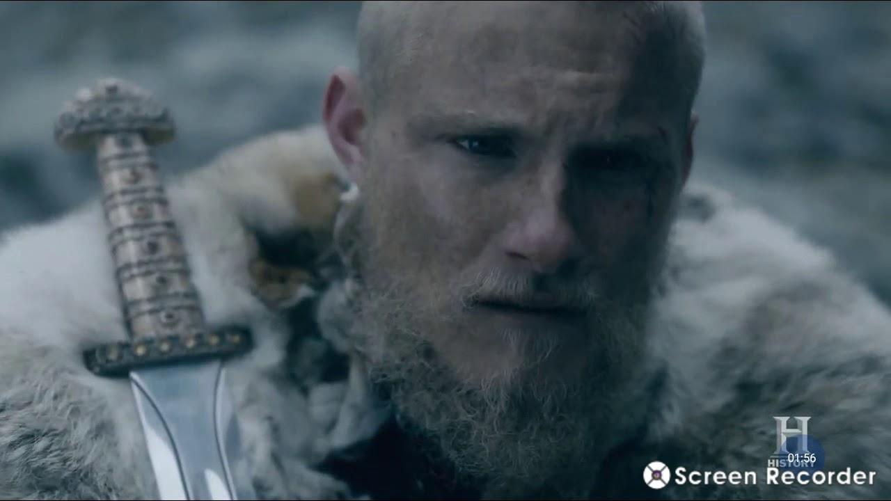 Björn Ironside Es Coronado Rey De Kattegat Temporada 5 Capitulo 20 By Perikles Tv