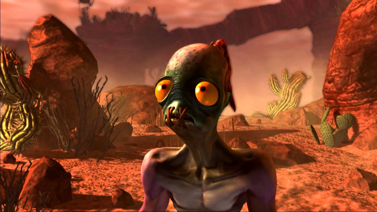 RARE PS4 UNBOXING!!! - Oddworld: New 'n' Tasty - YouTube