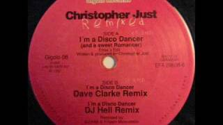 Christopher Just - I'am a Disco Dancer (and a sweet romancer).wmv