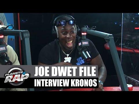 Youtube: Joé Dwèt Filé – Interview KRONOS: l'amour, le kompa, son album… #PlanèteRap