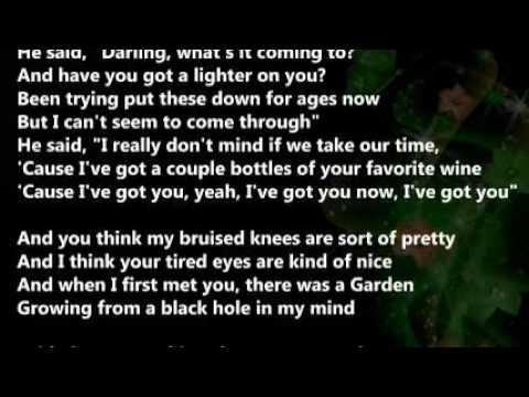 halsey garden lyrics karaoke cover - Halsey Garden
