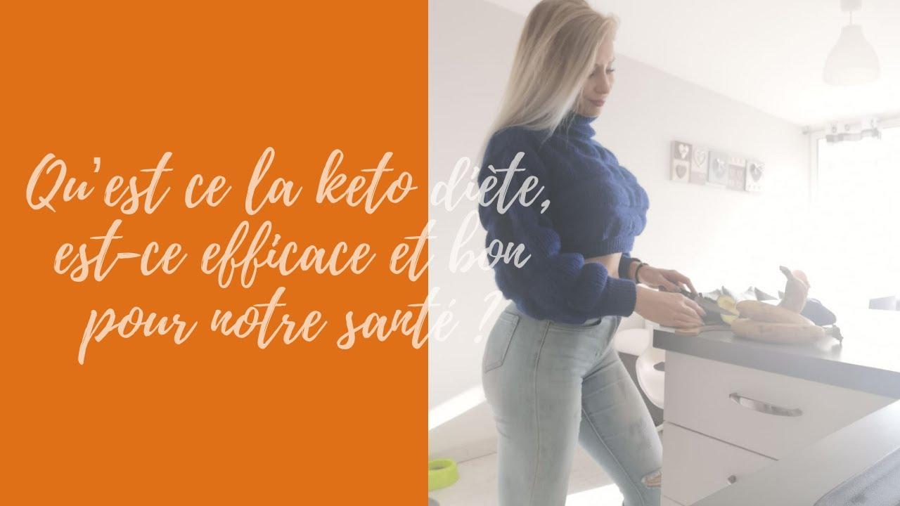 La keto diète est-elle efficace pour perdre du poids et bonne pour notre santé