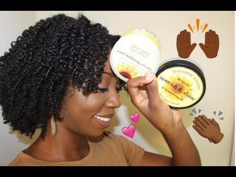 SNATCH YOUR WHOLE MOISTURE LIFE! | Jane Carter Solution Review & Demo