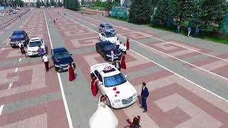 Самая красивая Свадьба в Улан-Удэ