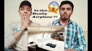 THIS IS THE MOST EXPENSIVE PLANE TICKET IN THE WORLD|Etihad A380 The Residence|Reaction By Pakistani