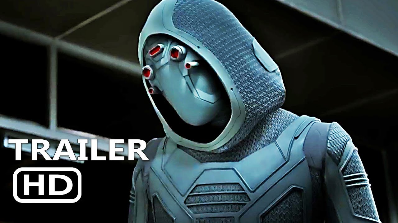 Download ANT-MAN 2 AND THE WASP Official Trailer (2018) Marvel Super hero