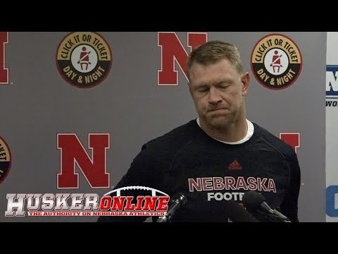 HOL HD: Scott Frost Northwestern Post-Game Comments