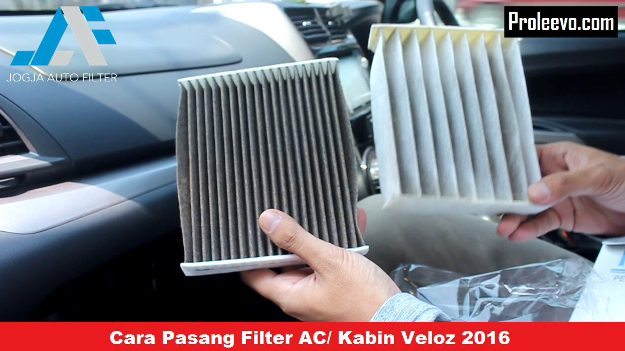 filter ac grand new avanza 1.3 g m/t 2018 ganti kabin veloz tutorial proleevo channel