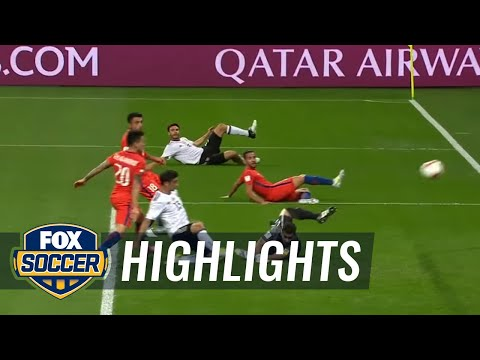 Lars Stindl makes it 1-1 for Germany against Chile | 2017 FIFA Confederations Cup Highlights