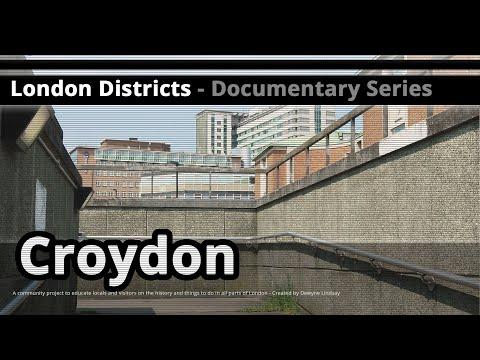 London Districts: Croydon