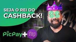 2 formas de ganhar dinheiro usando o PICPAY e o NUBANK 🤑🤑 (cashback) screenshot 4