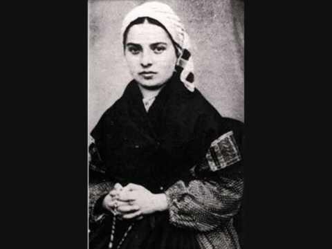Prayers to St Bernadette