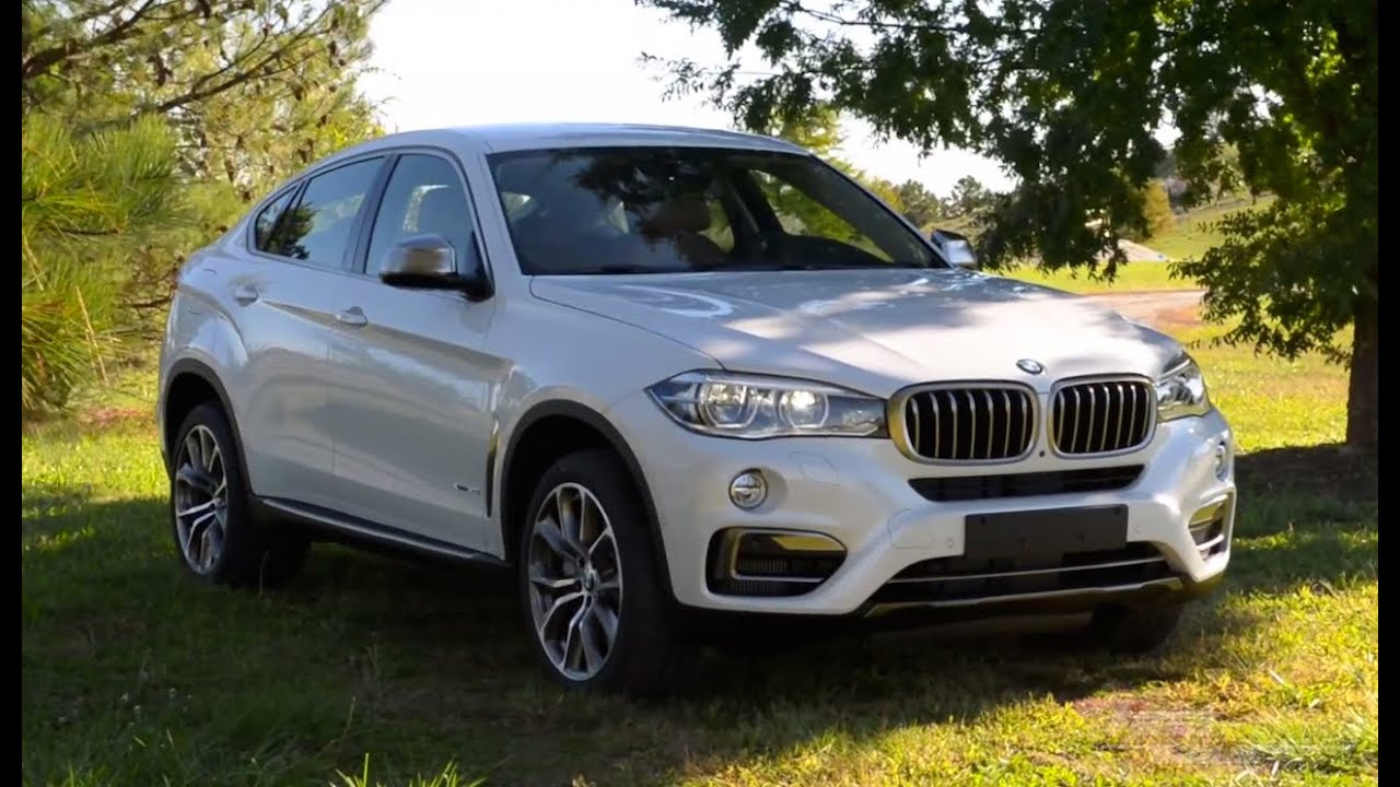 2015 Bmw X6 Review Fast Lane Daily Youtube