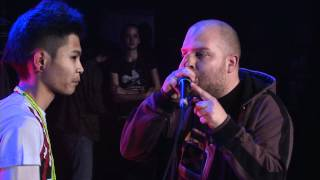Shawn Lee vs K.I.M - 1/4 Final - 3rd Beatbox Battle World Cham…