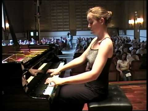 Beethoven - Piano Sonata op.27 1-2 mov.  ( Oxana Shevchenko)