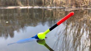 ПОПЛАВОК НА РЕКЕ РУЛИТ Утопил камеру Рыбалка на поплавок весной 2021